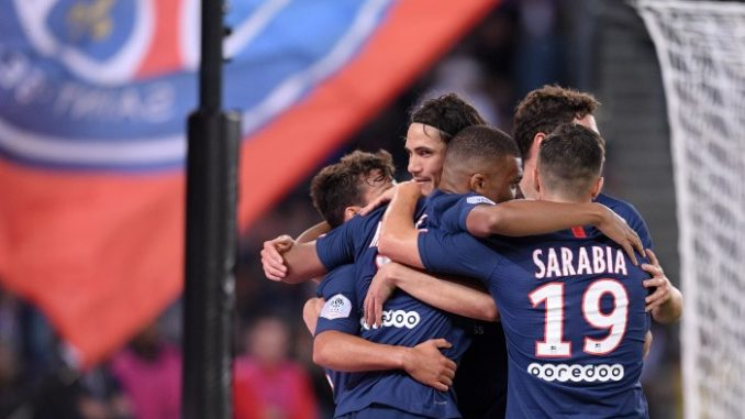 Quart de finale Paris Saint-Germain-Atalanta